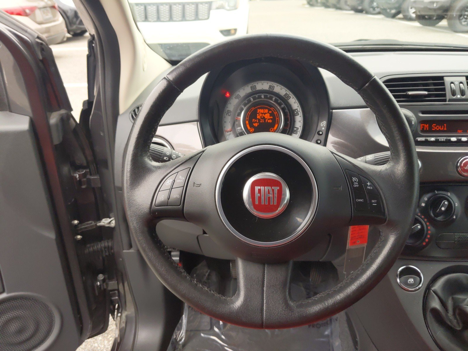 Pre-Owned 2015 FIAT 500