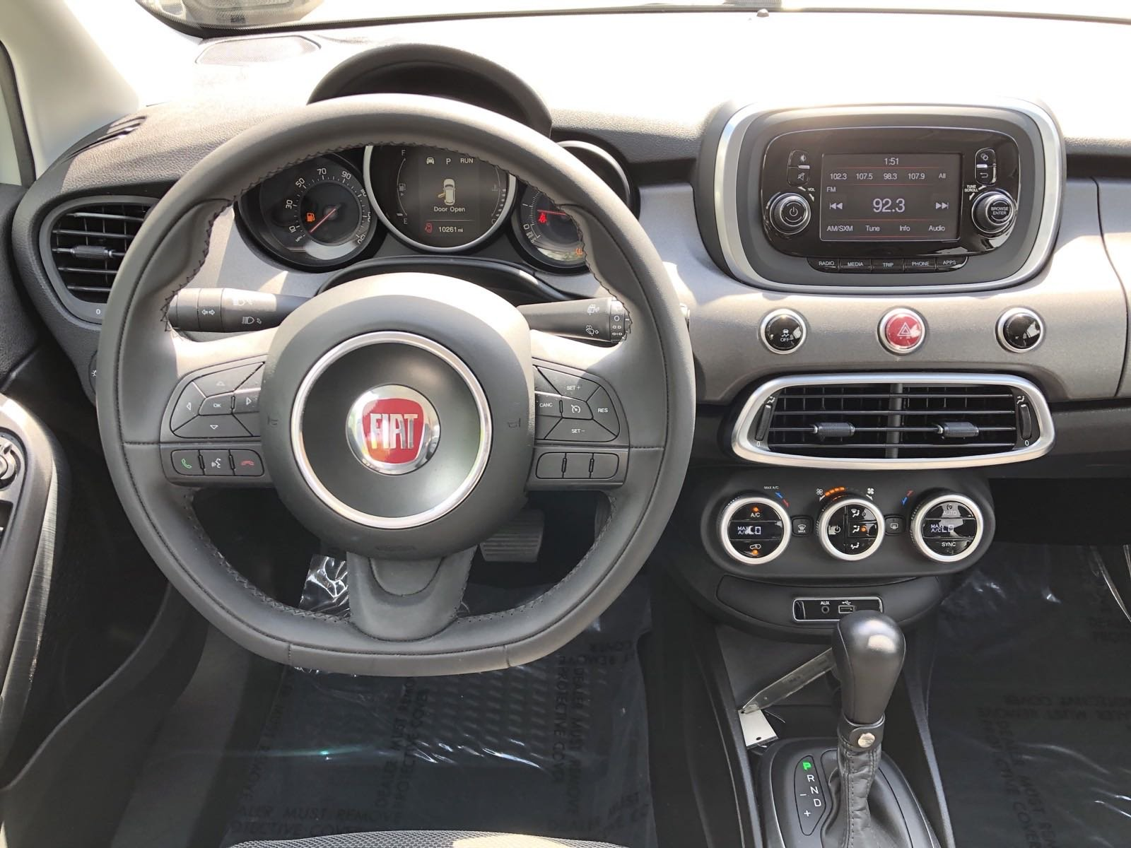 Pre-Owned 2017 FIAT 500X