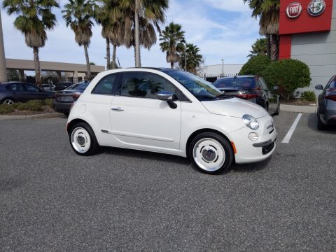 Pre-Owned 2014 FIAT 500