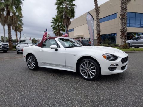 Pre-Owned 2019 FIAT 124 Spider