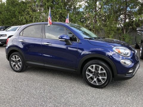 Pre-Owned 2016 FIAT 500X